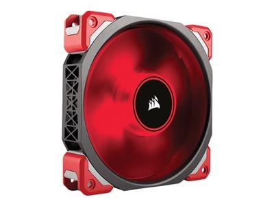 Corsair ML120 LED ML Series 120mm Magnetic RPM Fan Red