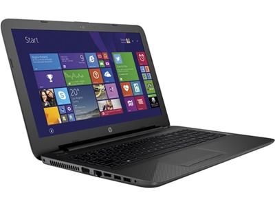 "HP 250 G4 Notebook Intel Pentium N3700 4GB 500GB HDD 15.6"" Windows 10 Home"