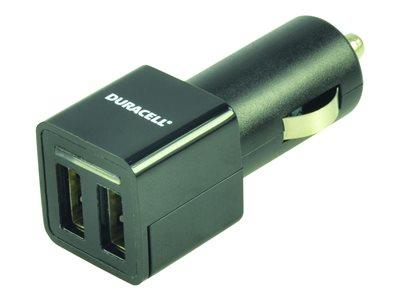 Duracell Twin USB 2.4A Car Charger
