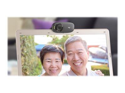 88e11698140 BT Business Direct - Logitech HD Webcam C310 Web camera - Colour (960 -001065)
