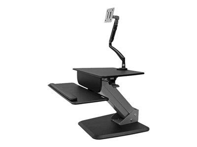 StarTech.com Sit-to-stand Workstation - Slim