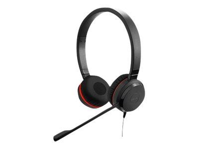Jabra Evolve 30 Duo MS USB Headset