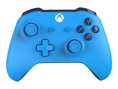 Microsoft XBox One Blue Controller