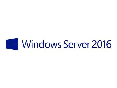 Microsoft Windows Server Standard 2016 64Bit English 1pk DSP OEI DVD 24 Core