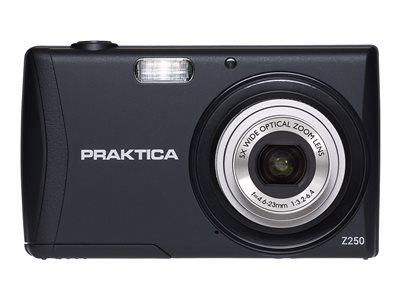 Praktica Luxmedia Z250 Camera Black 20MP 5xZoom 64MB Internal Memory