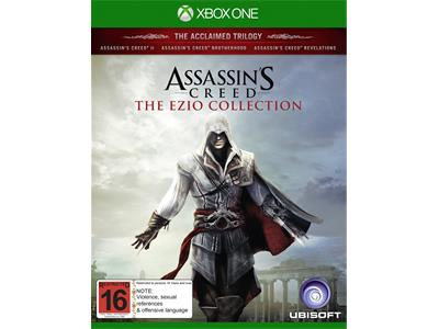 UbiSoft Assassins Creed: The Ezio Collection - Xbox One