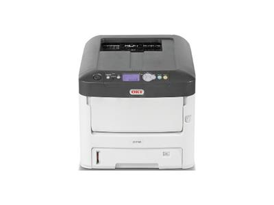 OKI C712n-2AC A4 Colour Laser Printer
