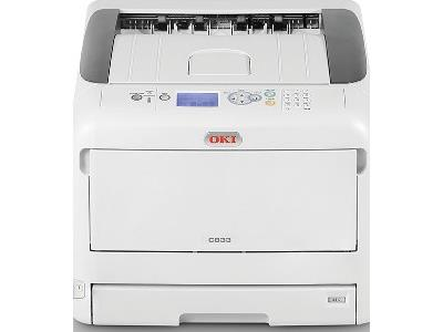 OKI C833dn-2AC A4 A3 Colour Laser Printer