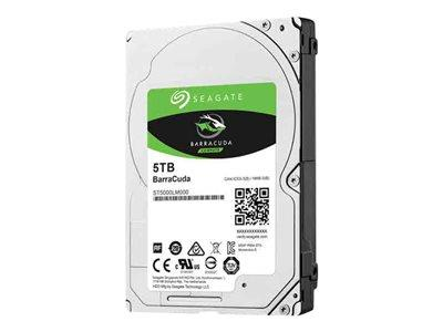 "Seagate 5TB BarraCuda 2.5"" SATA 6Gb/s 128MB 5400RPM Hard Drive"