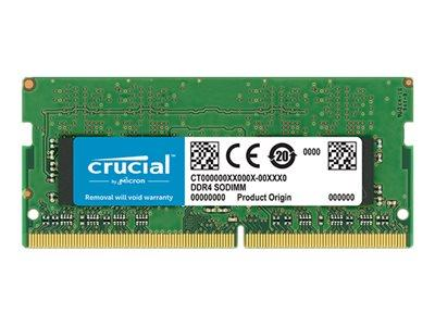 Crucial 4GB DDR4 2400 MT/s
