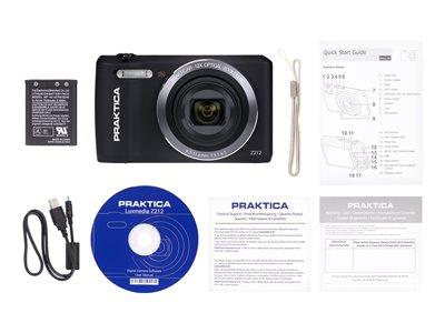 Praktica Luxmedia Z212 64MB Black Camera