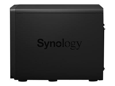 Synology DX1215/120TB (12x10TB Seagate IronWolf Pro) 2U 12 bay