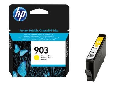 HP 903 Yellow Original Ink Cartridge For Officejet Pro