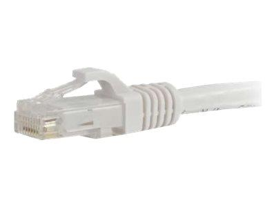 C2G 2m Cat6 UTP LSZH Network Patch Cable - White