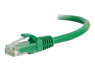 C2G 2m Cat6A UTP LSZH Network Patch Cable - Green