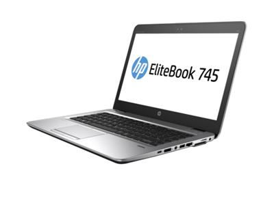 "HP EliteBook 745 A108700B 14"" 4GB 500GB Windows 10 Pro"