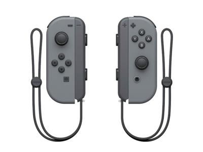 Nintendo Switch - Grey Joy-Con Controller Set (L+R)