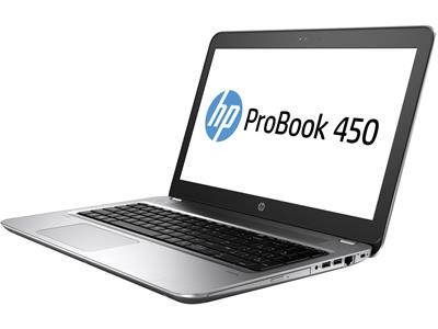 "HP ProBook 450 G3 Intel Core i5-7200U 4GB 500GB 15.6"" Windows 10 Home"