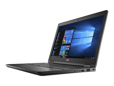 "Dell Latitude 5580 Core i5-7200U 4GB 500GB 15.6"" Windows 10 Pro"