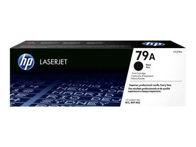 HP 79A Black Original Toner Cartridge