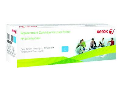 Xerox CE341A Cyan Toner Cartridge