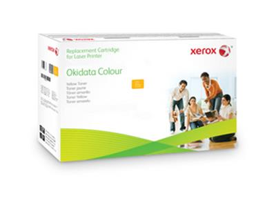 Xerox 44469722 Yellow Toner Cartridge