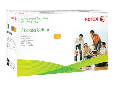 Xerox 43872305 Yellow Toner Cartridge