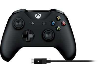 Microsoft Xbox Wireless Controller and Cable for Windows