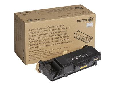 Xerox Standard Capacity Black Toner Cartridge (2600 Pages)