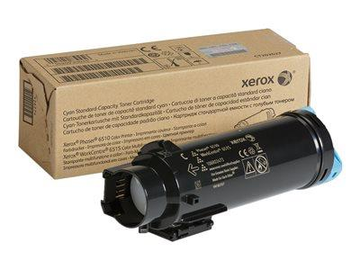 Xerox Cyan Extra High Capacity Toner Cartridge (4500 Pages)