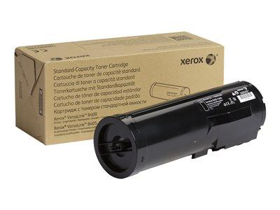 Xerox Standard Capacity Black Toner Cartridge (6000 Pages)