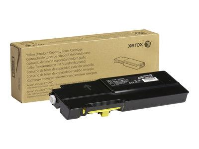 Xerox Yellow Standard Capacity Toner Cartridge (2500 Pages)