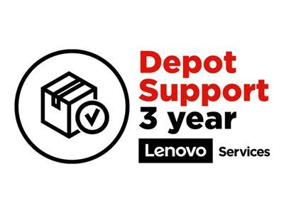 Lenovo Depot Repair - Extended service agreement - parts and