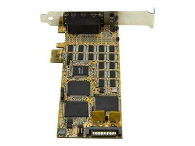 StarTech.com 16-Port PCIe Serial Card