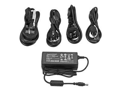 StarTech.com DC Power Adapter - 12V, 5A