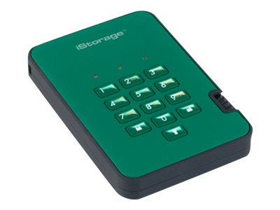 istorage diskAshur2 256-bit 500GB - Green