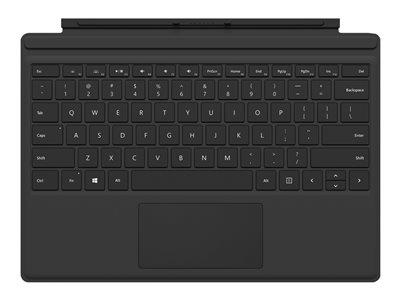 Microsoft New Surface Pro Type Cover - Black