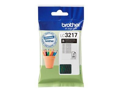 Brother LC3217BK Original Black Ink Cartridge