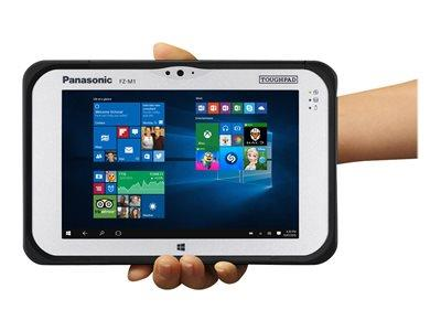 "Panasonic Toughpad FZ-M1 Core M5-6Y57 4GB 128GB SSD 7"" Windows 10 Pro"
