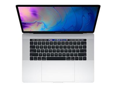 "Apple Macbook Pro 15"" with Touch Bar 2.9GHz i7 512GB - Silver"