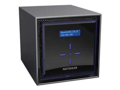 NETGEAR ReadyNAS 422 (2X4TB DS)