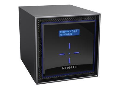 NETGEAR ReadyNAS 424 (Diskless)
