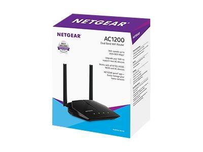 NETGEAR 5P AC1200 FE Router