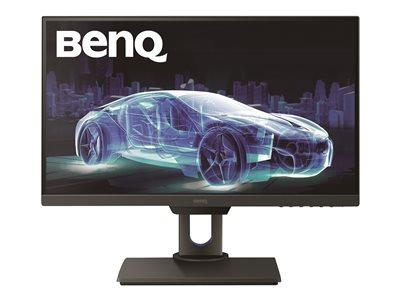 "BenQ PD2500Q 25"" 2560x1440 4ms HMDI DisplayPort LED IPS Monitor with Speakers"