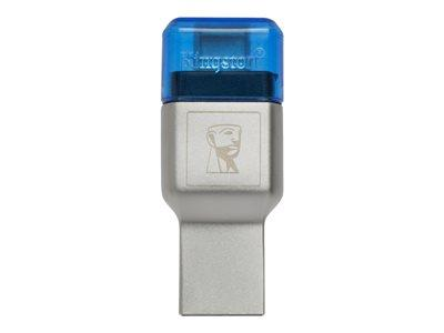 Kingston MobileLite Duo 3C microSD Reader - USB 3.1 Type-C / Type-A