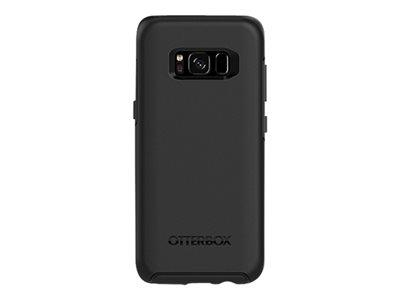 OtterBox Symmetry Series for Samsung Galaxy S8 - Black