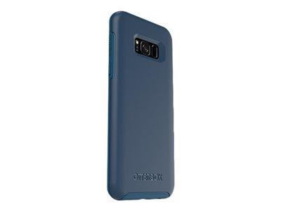 OtterBox Symmetry Series for Samsung Galaxy S8 Plus - Bespoke Way Blue