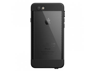 OtterBox LifeProof NUUD for Apple iPhone 6s - Black + Total Water Protection Program