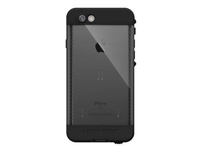 OtterBox LifeProof NUUD for Apple iPhone 6s Plus - Black