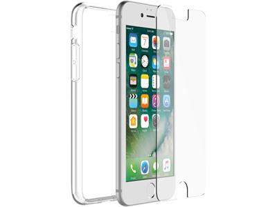 OtterBox Clearly Protected Skin with Alpha Glass for iPhone 7/8